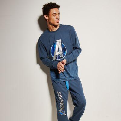 Disney Store Avengers Organic Cotton Pyjamas For Adults