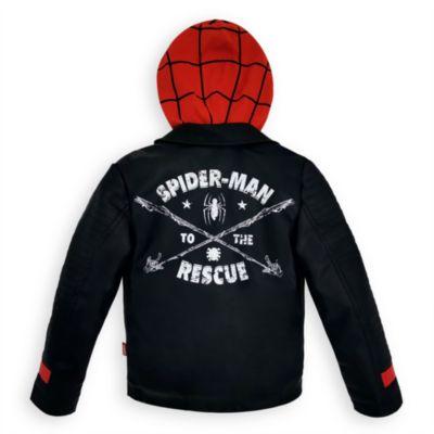 Disney Store Spider-Man Jacket For Kids