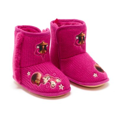 Disney Store Raya and the Last Dragon Slipper Boots For Kids