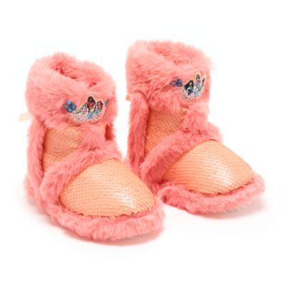 Zapatillas tipo bota infantiles princesas Disney, Disney Store