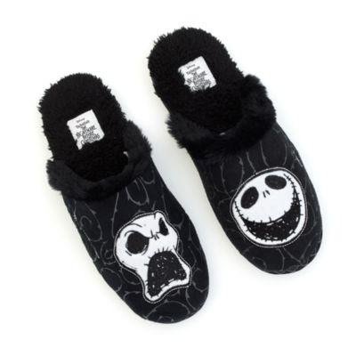 Pantofole adulti Jack Skeletron Disney Store