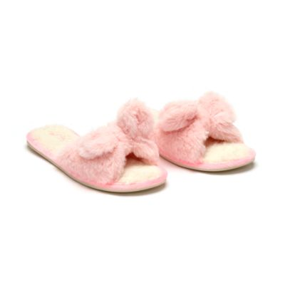 Disney Store Minnie Mouse Slippers For Adults