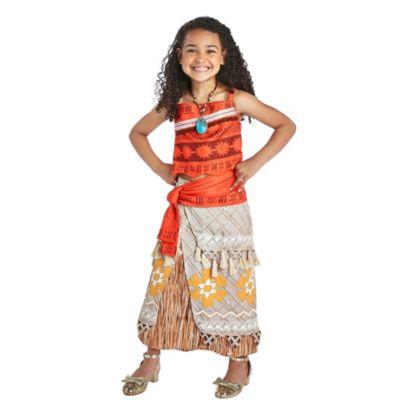 Disfraz infantil Vaiana, Disney Store