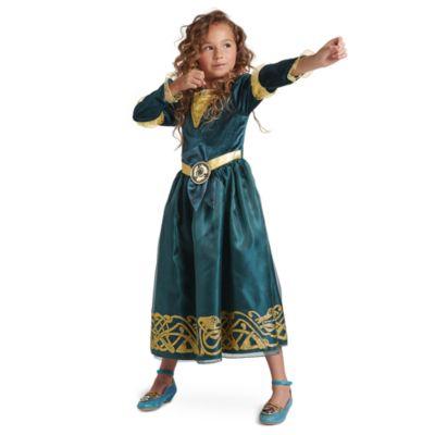 Disney Store Déguisement Merida pour enfants, Rebelle