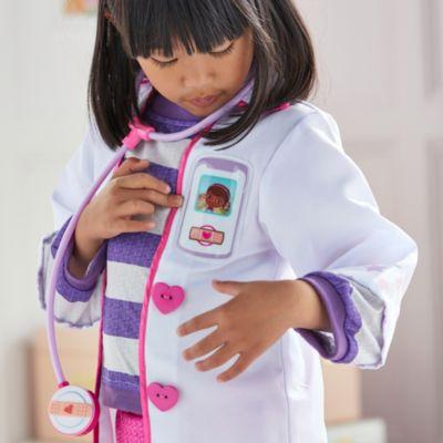 Disney Store Doc McStuffins Costume For Kids