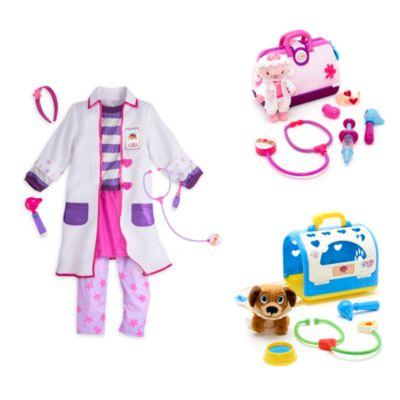 Disney Store Collection Déguisement Docteur la Peluche pour enfants