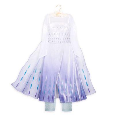 Disney Store Elsa the Snow Queen Deluxe Costume For Kids, Frozen 2