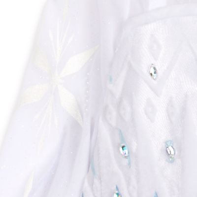 Disney Store Déguisement deluxe Elsa la Reine des neiges pour enfants, La Reine des Neiges2