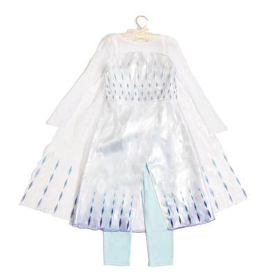Disney Store Elsa the Snow Queen Costume For Kids, Frozen 2