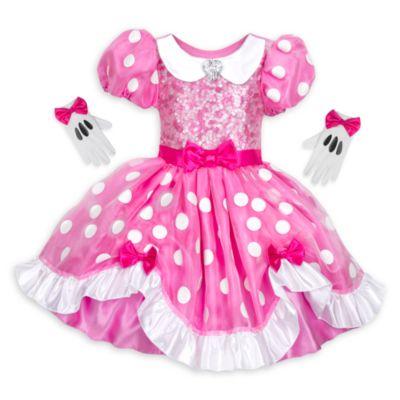Disney Store - Minnie Maus - Kostüm für Kinder in Pink