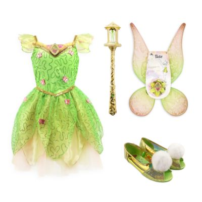 Disney Store Tinker Bell Costume Collection For Kids, Peter Pan