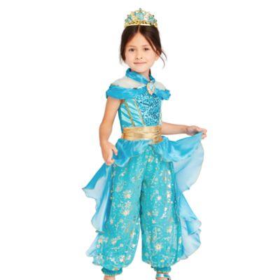 Disney Store Princess Jasmine Costume For Kids, Aladdin