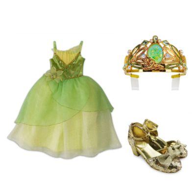 Disney Store Tiana Costume Collection, The Princess and the Frog