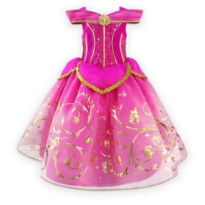 Disfraz infantil exclusivo Aurora, La Bella Durmiente, Disney Store