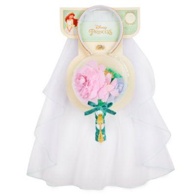 Disney Store Déguisement Robe de mariée La Petite Sirène pour enfants