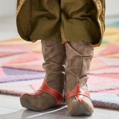 Disney Store Bottes de déguisement Raya pour enfants, Raya et le dernier dragon