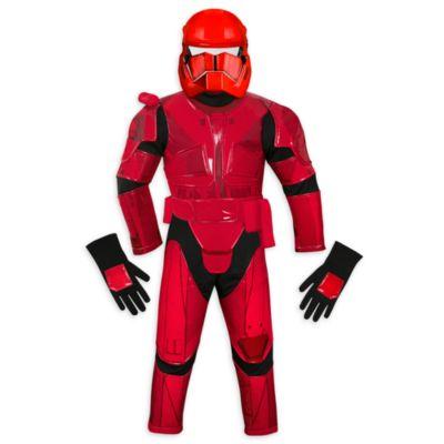Disney Store Déguisement Sith Trooper pour enfants, Star Wars: L'Ascension de Skywalker