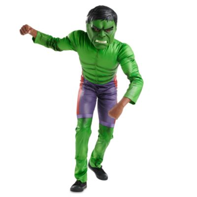 Disney Store Déguisement L'Incroyable Hulk pour enfants