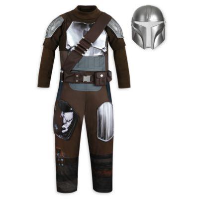 Disney Store The Mandalorian Adaptive Costume, Star Wars