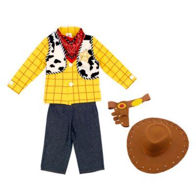 Conjunto disfraz infantil Woody, Toy Story, Disney Store