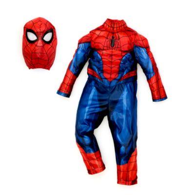 Disney Store Spider-Man Costume For Kids