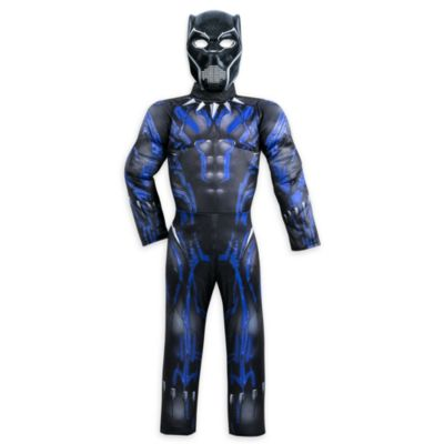 Disney Store Black Panther Light-Up Costume For Kids