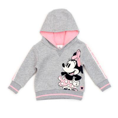 Sudadera con capucha Minnie Mouse para bebés y niñas, Disney Store