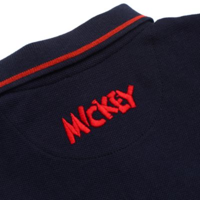 Disney Store Mickey Mouse Polo Shirt For Baby & Kids