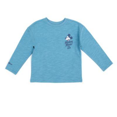 Disney Store T-shirt Mickey et ses Amis turquoise pour enfants et bébés