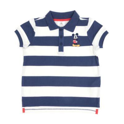 Disney Store - Micky Maus - Poloshirt mit Blockstreifen für Babys & Kinder