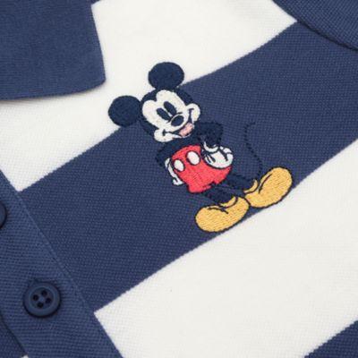 Disney Store Polo Mickey à rayures larges pour bébés et enfants