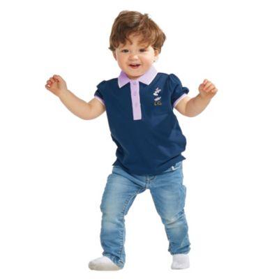 Polo bimbi e baby Minni viola Disney Store