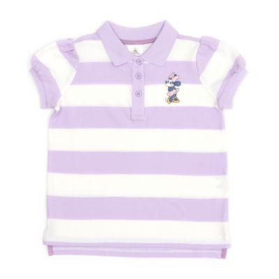 Disney Store - Minnie Maus - Poloshirt mit Blockstreifen für Babys & Kinder