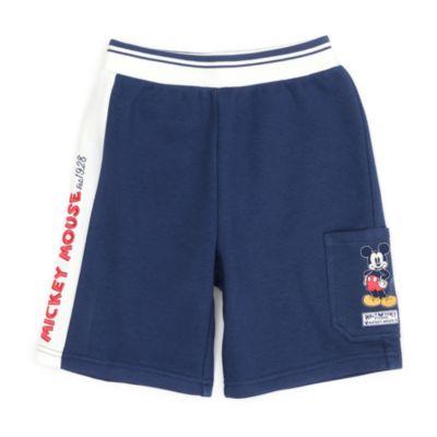 Pantalones cortos deportivos Mickey Mouse infantiles, Disney Store