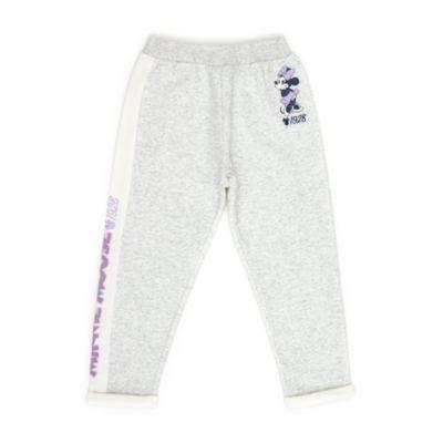 Pantalón chándal gris Minnie Mouse para niñas, Disney Store