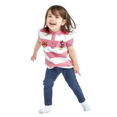 Polo bimbi e baby Minni strisce Disney Store