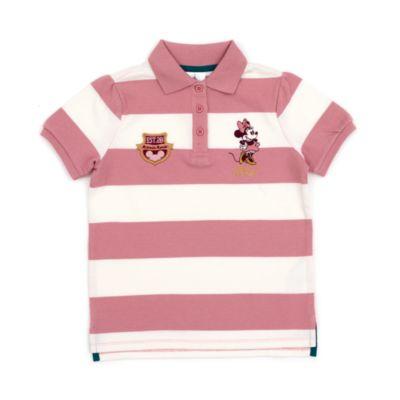 Disney Store Polo Minnie rayé pour bébés et enfants