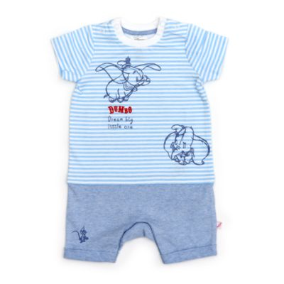 Disney Store Barboteuse Dumbo manches courtes