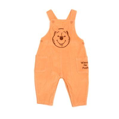 Disney Store Ensemble body et salopette Winnie l'Ourson pour bébés
