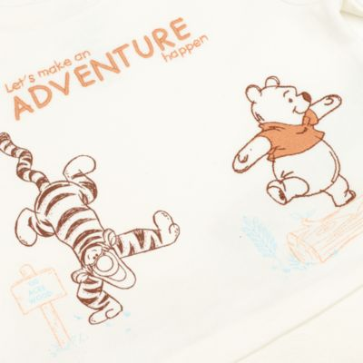Completo maglia e pantaloni Winnie the Pooh e Tigro Disney Store per neonato