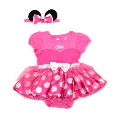 Disney Store Body déguisement Minnie rose pour bébé