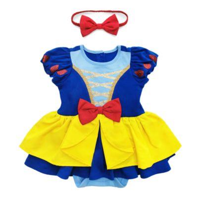 Disney Store Snow White Baby Costume Body Suit