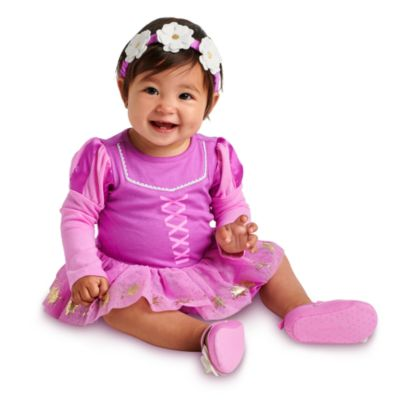 Body déguisement Raiponce pour bébé, Disney Store
