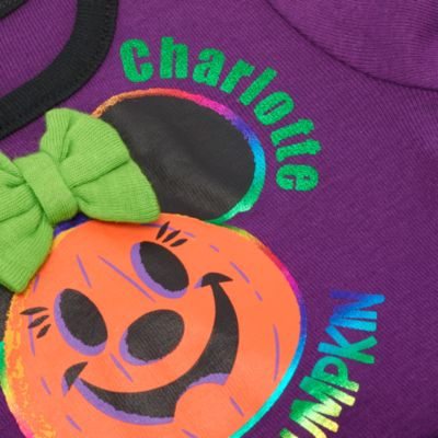 Tutina con tutù baby Minni Halloween Disney Store
