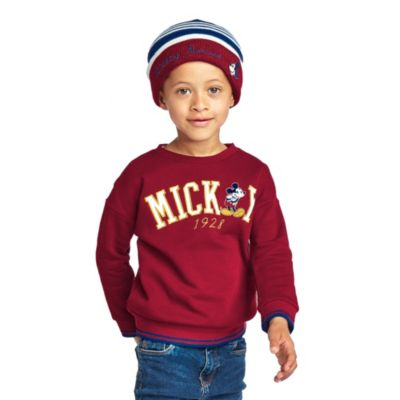 Disney Store Mickey Mouse Baby Beanie