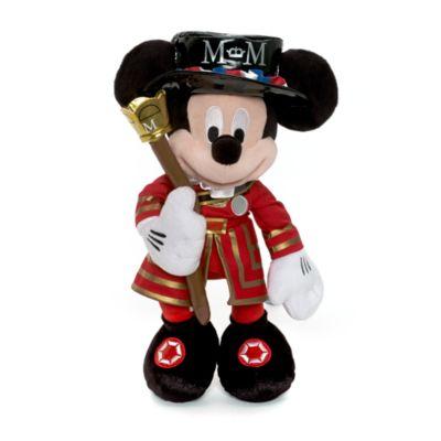 Peluche Mickey Mouse Gardien de la Tour de Londres