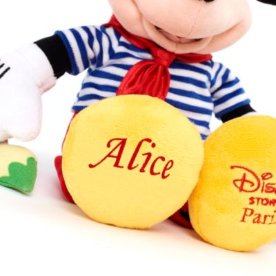 Peluche mediano Mickey Mouse, París
