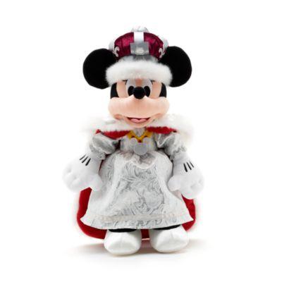 Disney Store Minnie Mouse Queen Medium Soft Toy