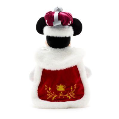 Peluche mediano Minnie Mouse reina, Disney Store