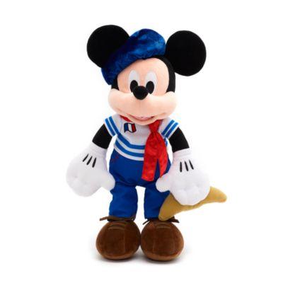 Peluche pequeño Mickey Mouse Paris, Disney Store
